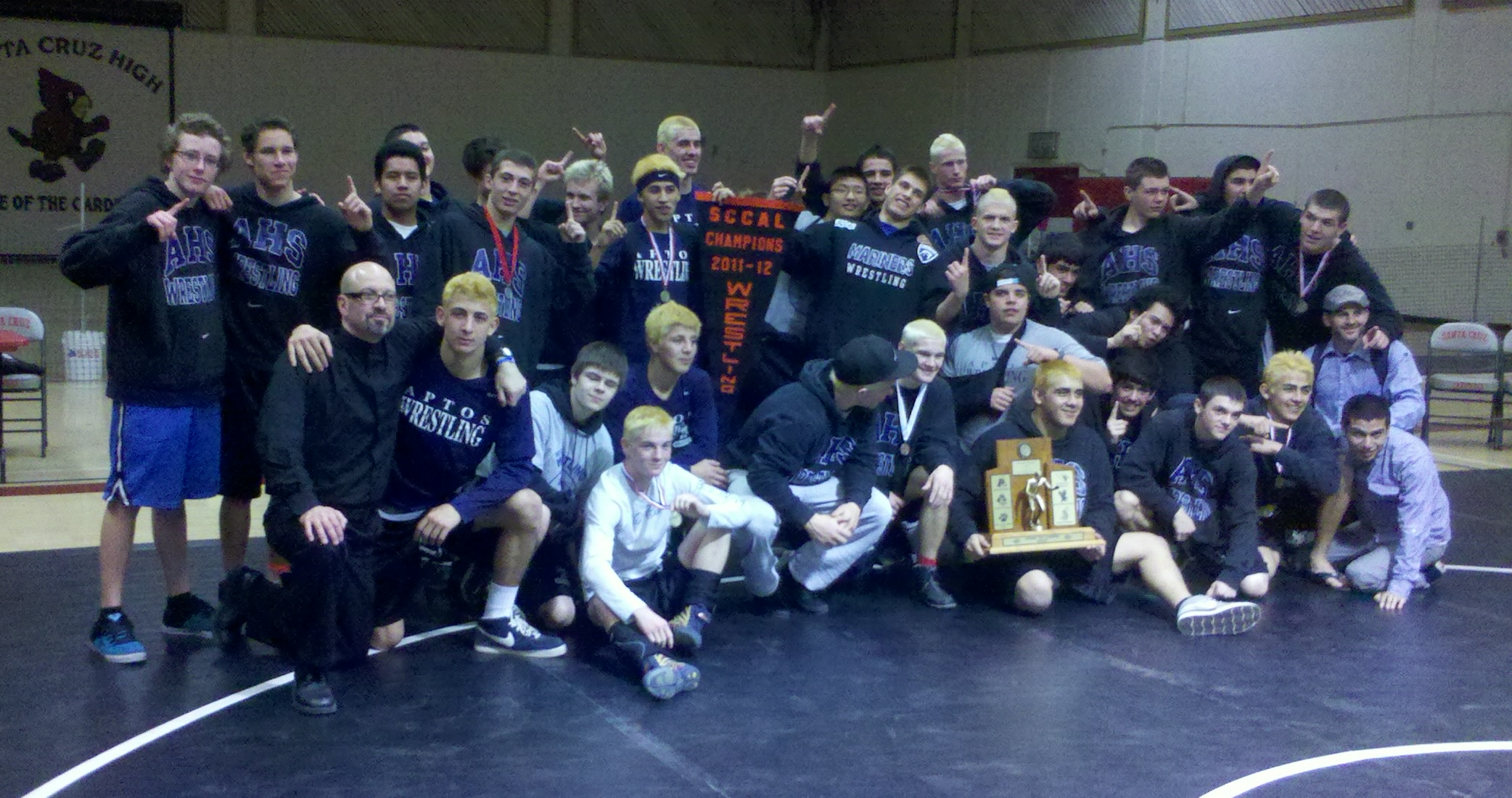 SCCAL CHamps '12