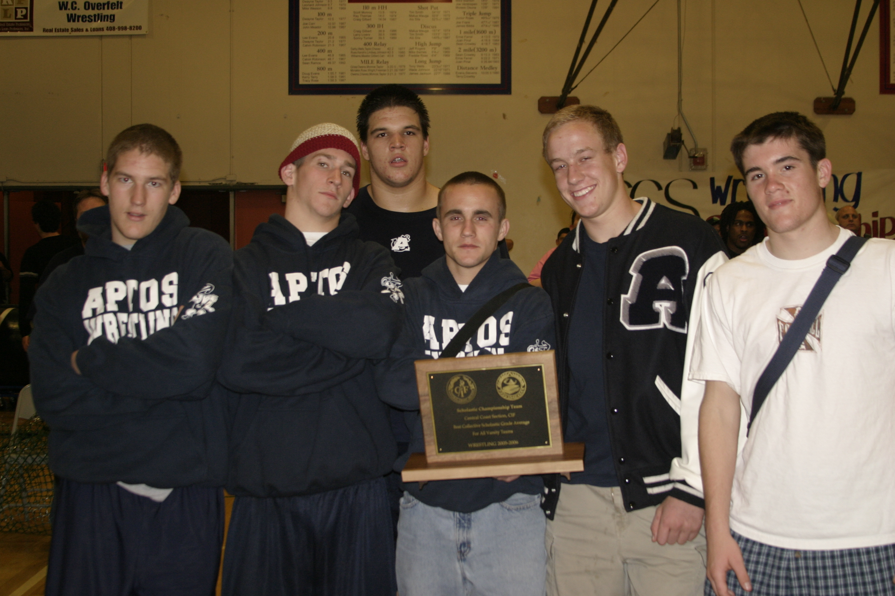 State Academic Champs '06