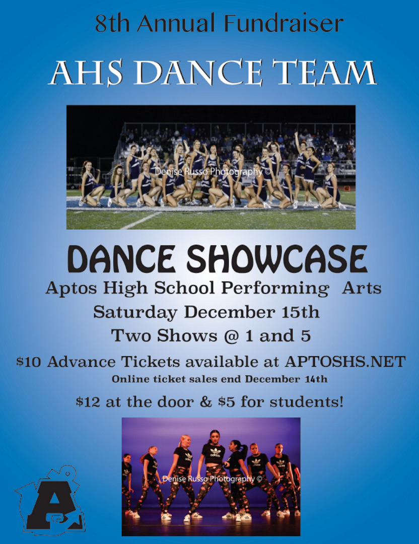 AHS DANCE Team Fundraiser Event