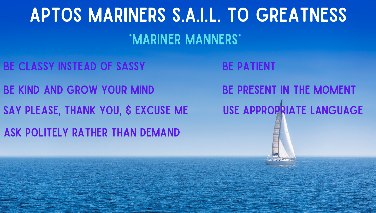 Mariner Manners
