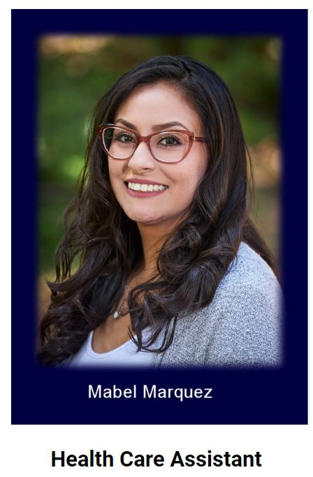 Mabel Marquez Health Care Assistant