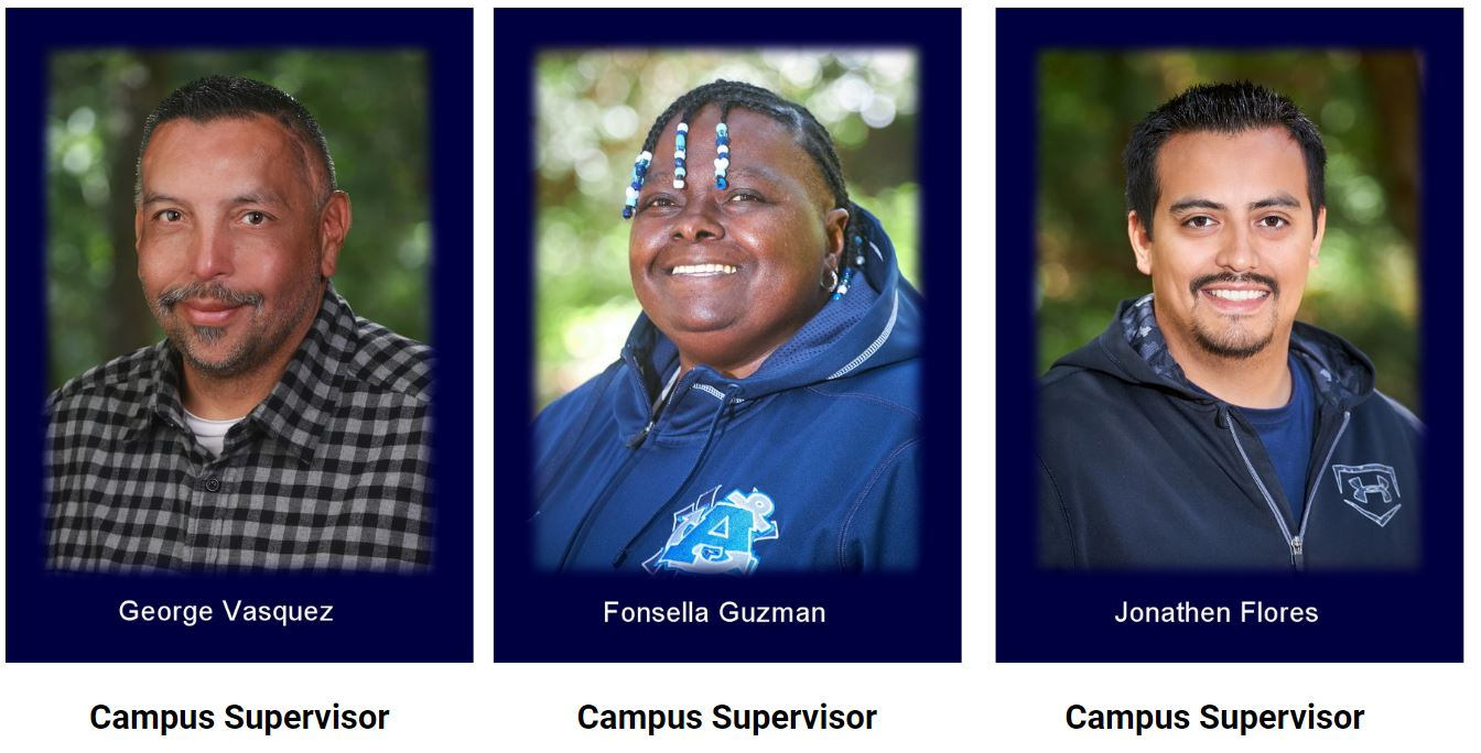 Campus Supervisor team