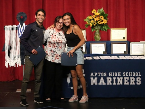 senior awards slideshow