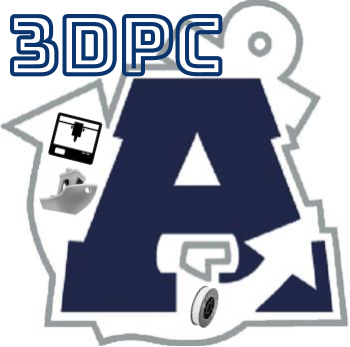 AHS 3D Printing Club Short Logo
