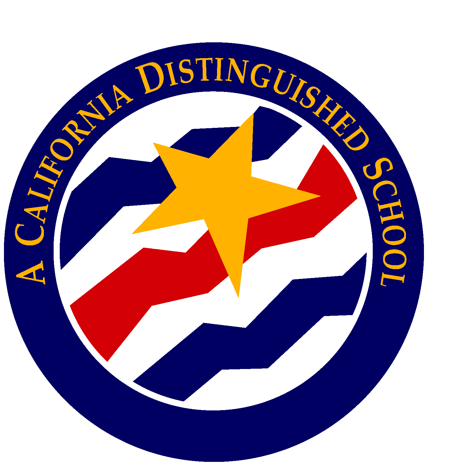 Distinguished School Banner