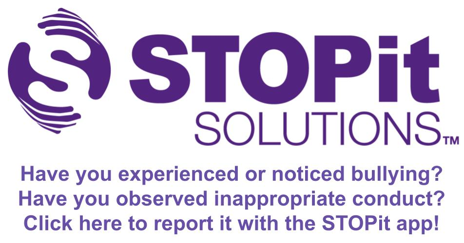 stop it app link have you experienced bullying click here