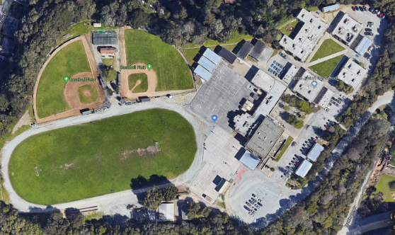 Aerial View of AJHS