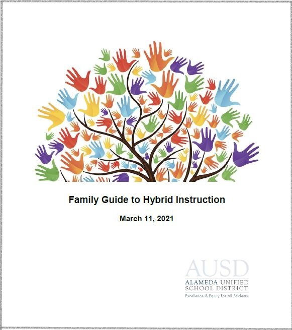 Front cover of handbook