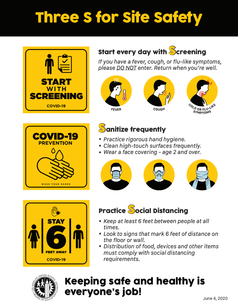 Site Safety english