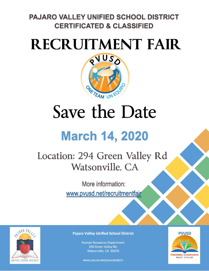 Recruitment Fair