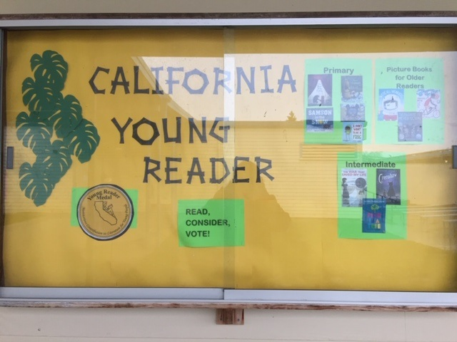 Young California Reader