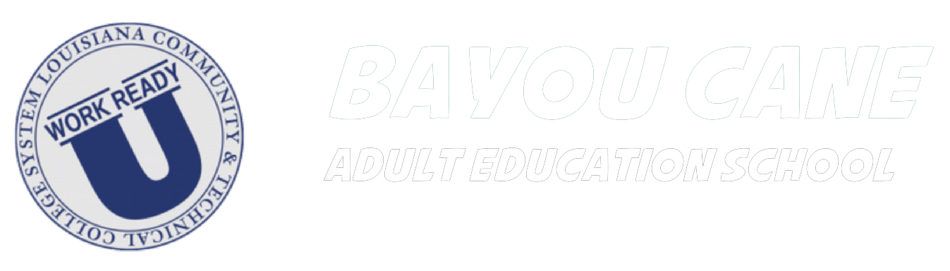Bayou Cane Adult Education School