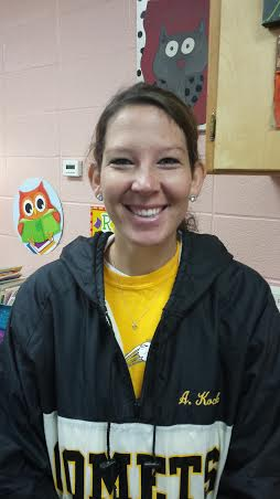 Welcome Mrs. Higgins! Special Ed. Teacher