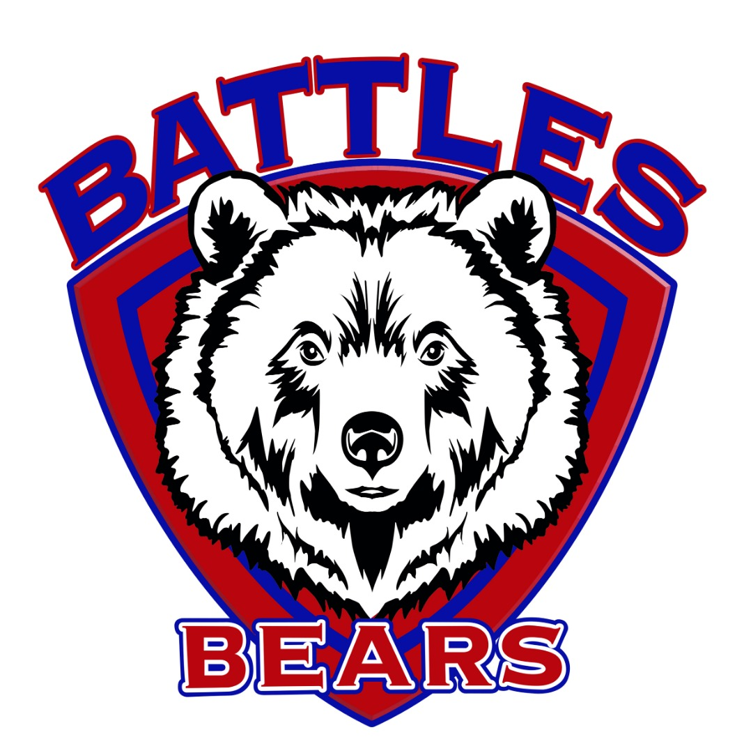 Battles Bear Logo