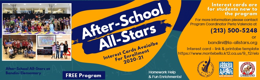 After School All-Stars 2020