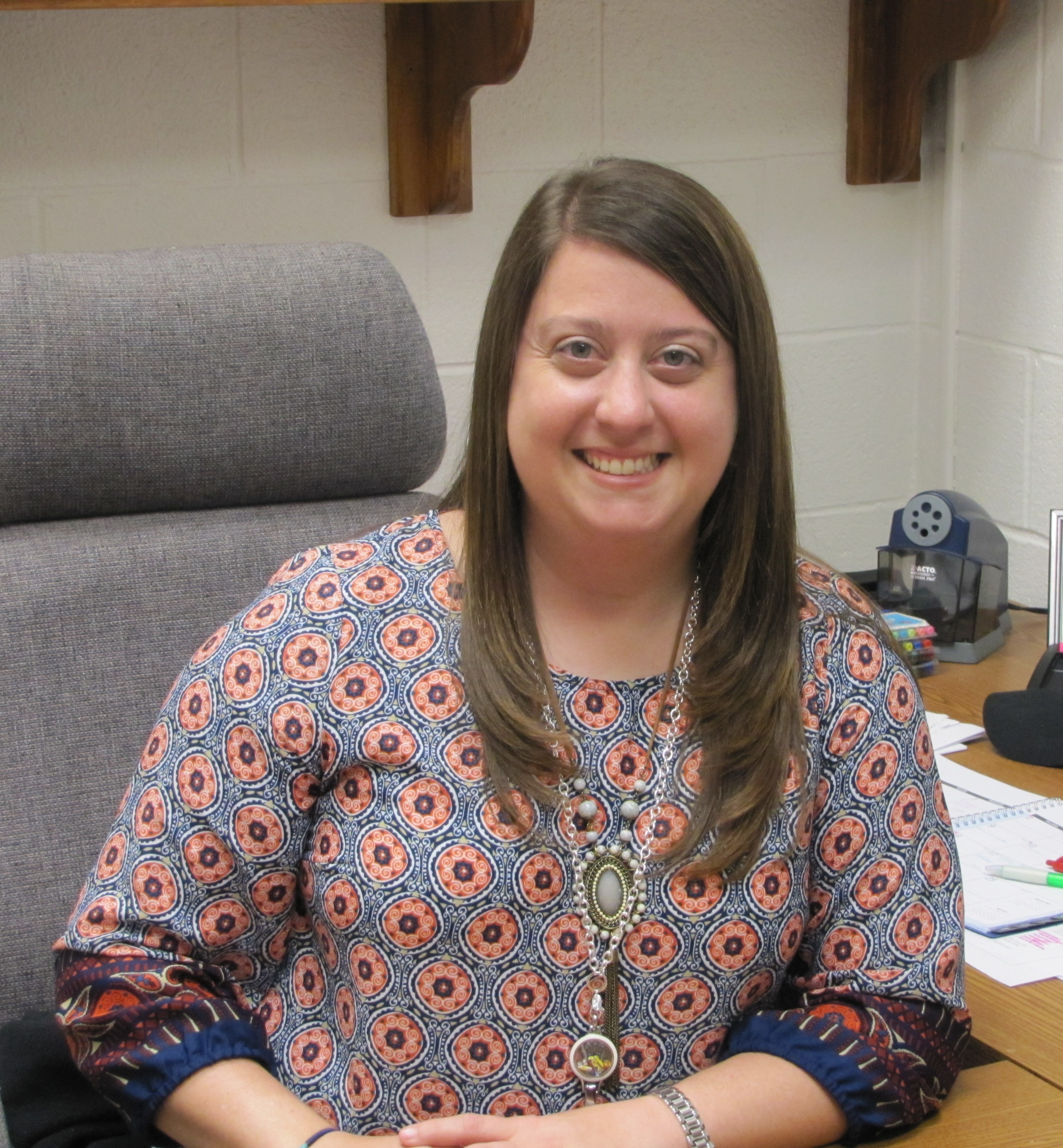 Kalee Adams- Counselor/PreK Coordinator