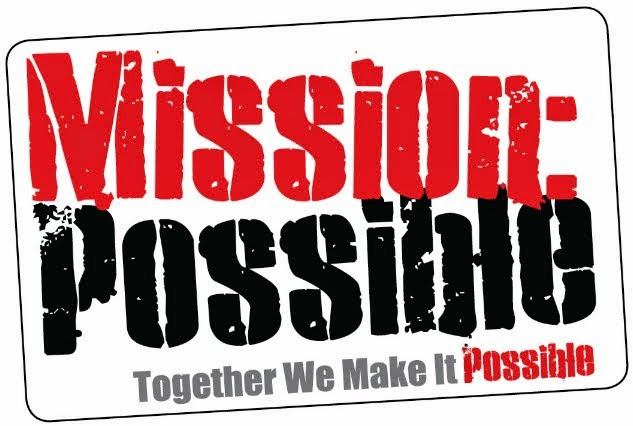 MIssion Possible together we make it possible