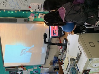 passion project presentation- Chinese Ink Art