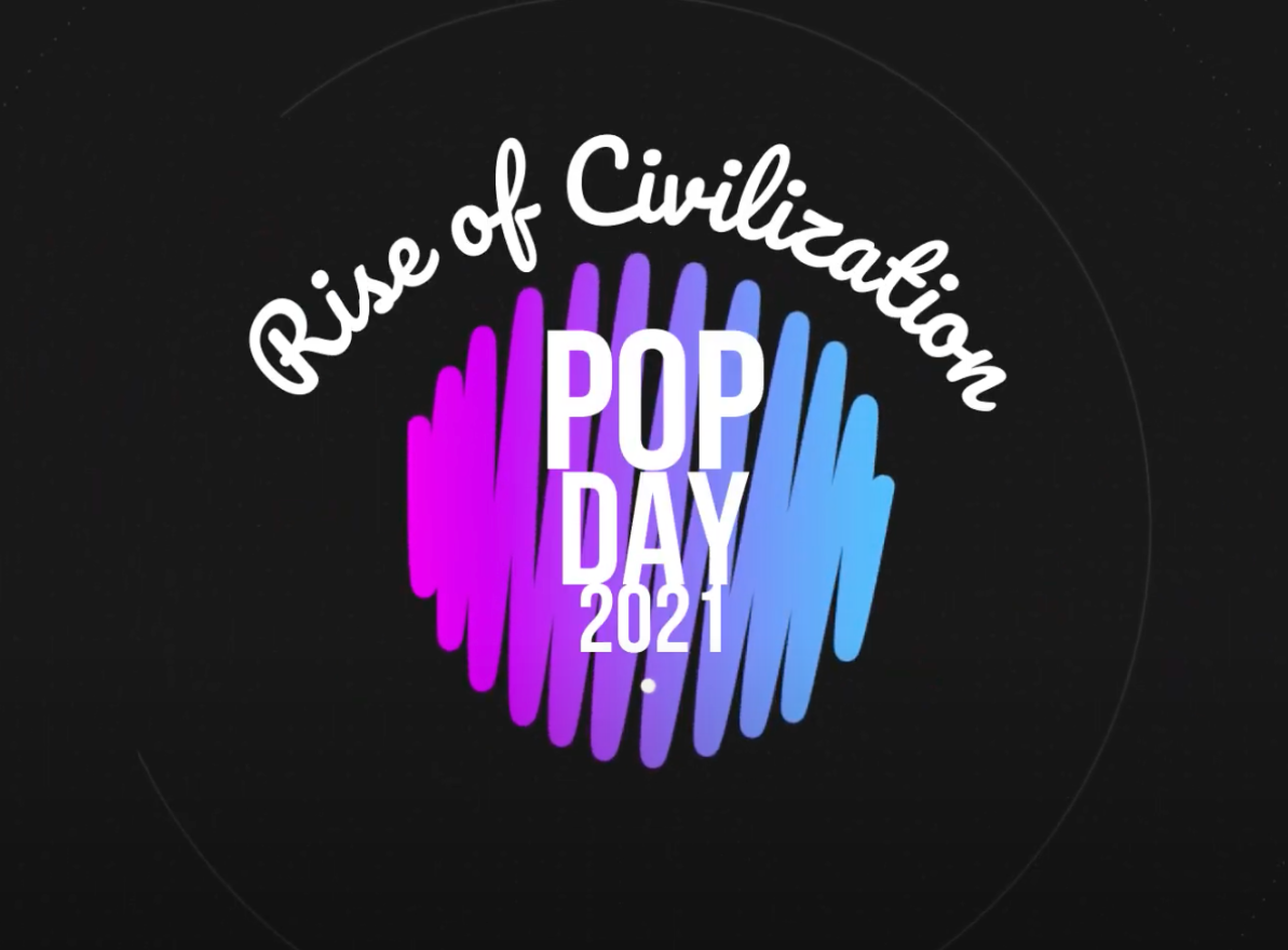 Pop Day Title