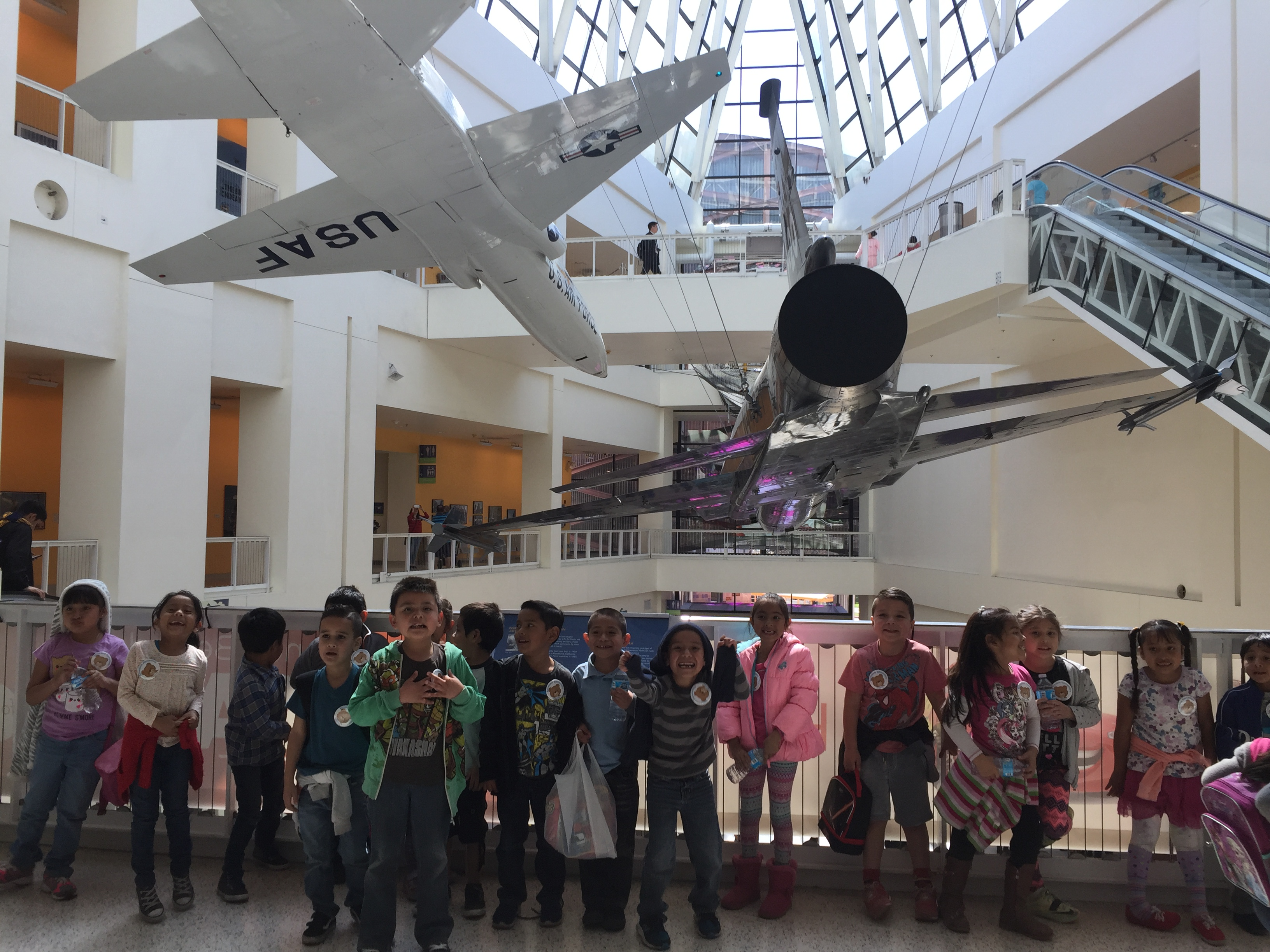 Our Fieldtrip to the Science Center