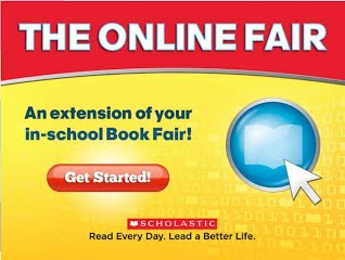 Click to shop the book fair online and have the books shipped to your home.
