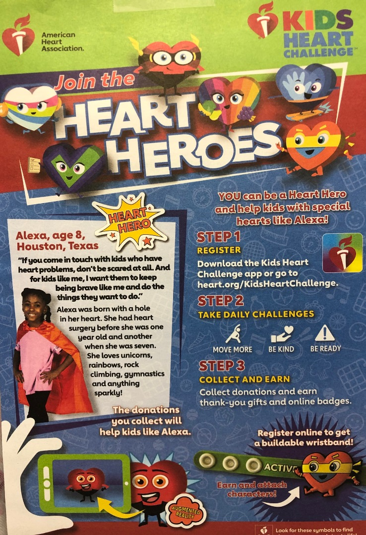 Jump Rope for Heart Info