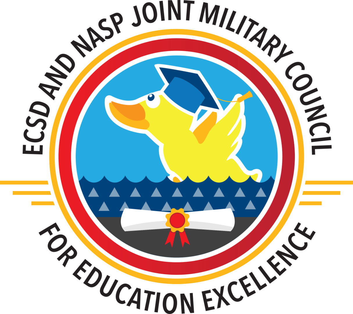 The E C S D and the N A S P Joint Military Council for Education Excellence