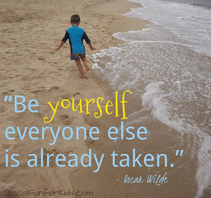 Be Your Best Self!