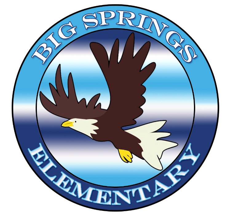 Big Springs Elementary School Logo