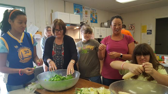 Cooking with Keiko's Class