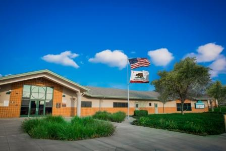 barrett ranch front of school