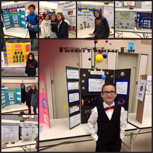 Pioneer Science Fair