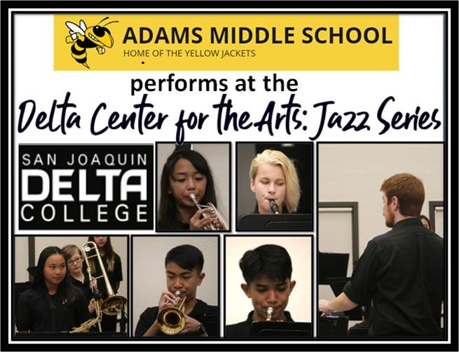 AMS Delta Center for the Arts: Jazz Series
