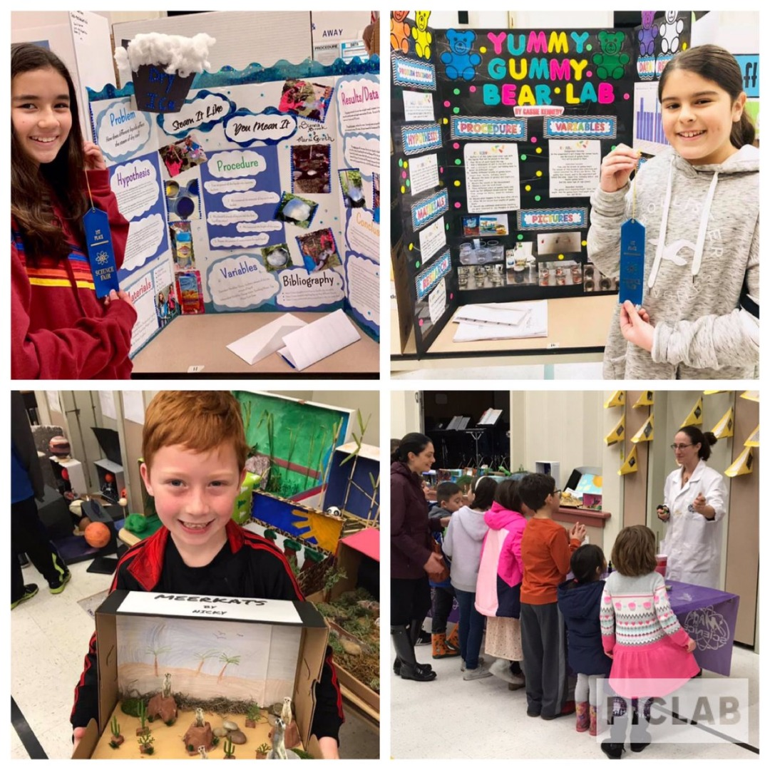 Krey Science Fair