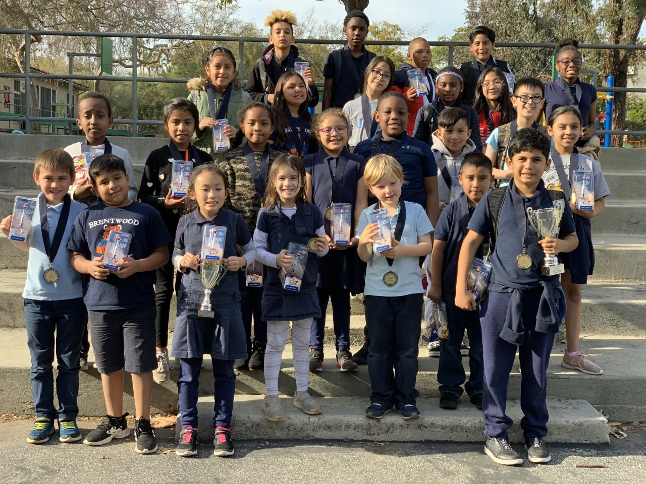 students who won spelling bee