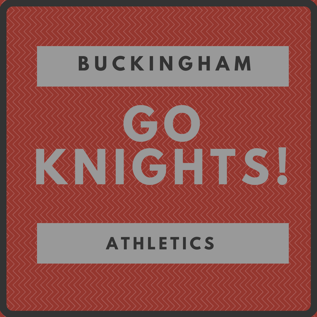Buckingham Athletics - Go Knights!
