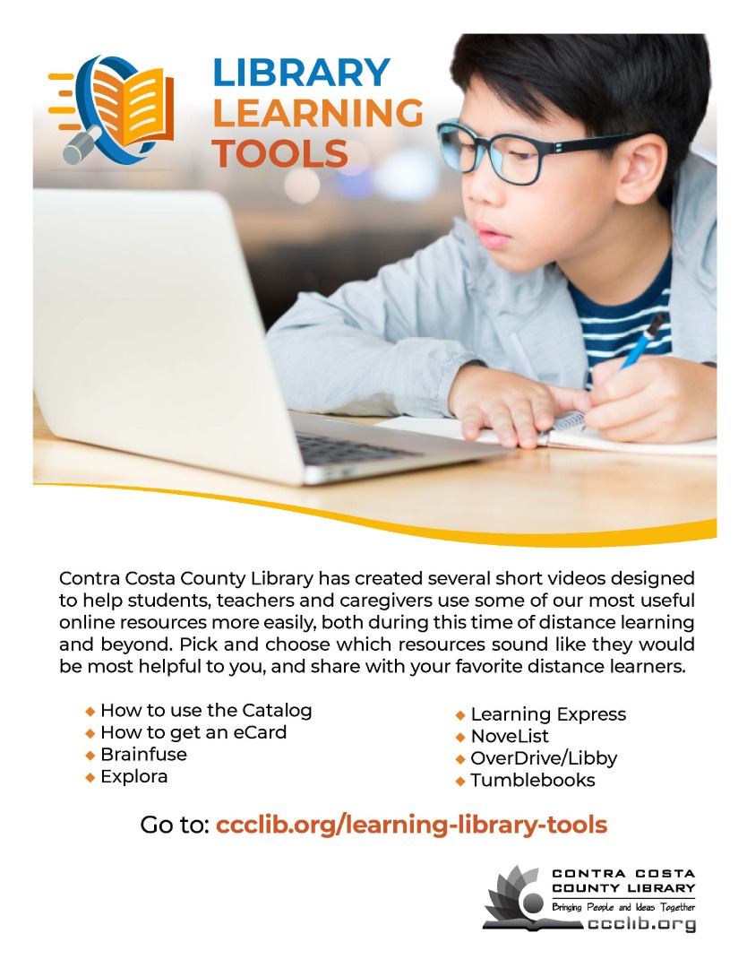 Learning library tools