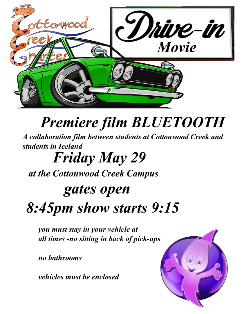 Bluetooth Drive In Premiere