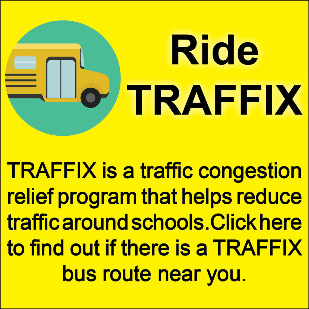 Ride Traffix find a bus route near you