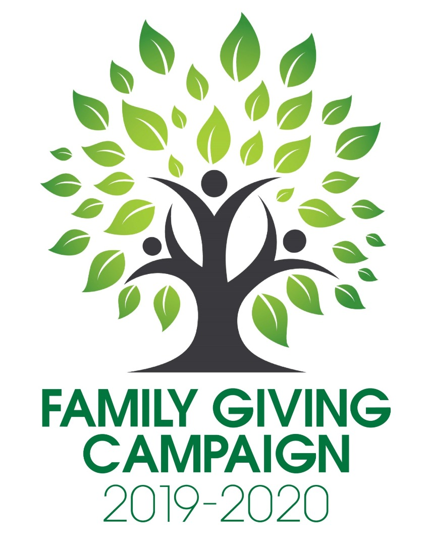 family giving campaign 2019-20
