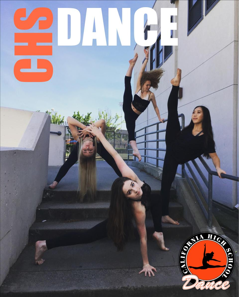 Cal High Dance Photo