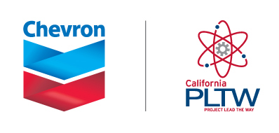 Logo Chevron PLTW New