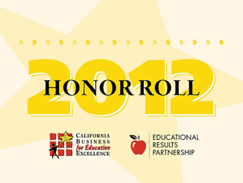 2012 Business Honor Roll