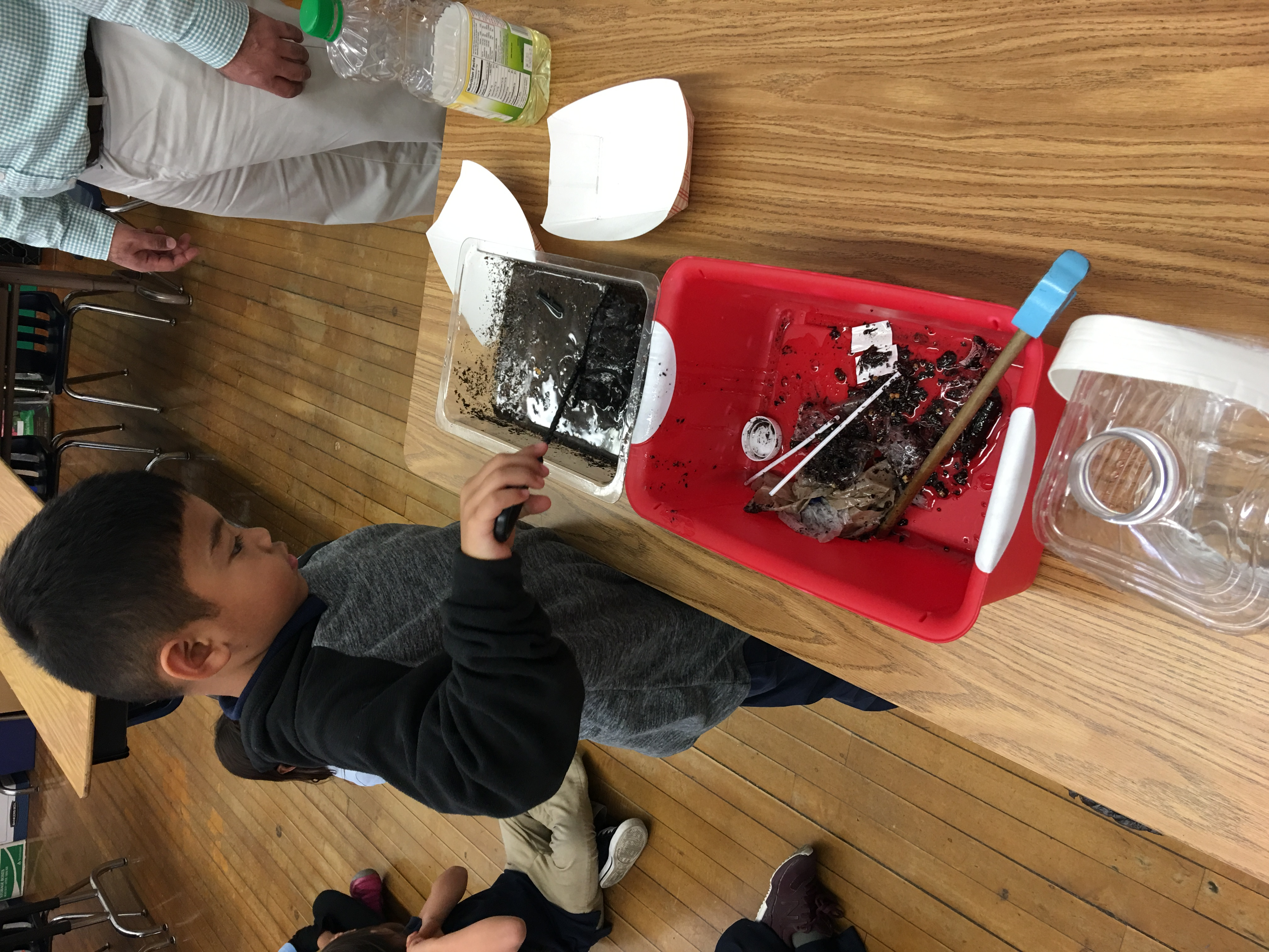 Pollution Experiment