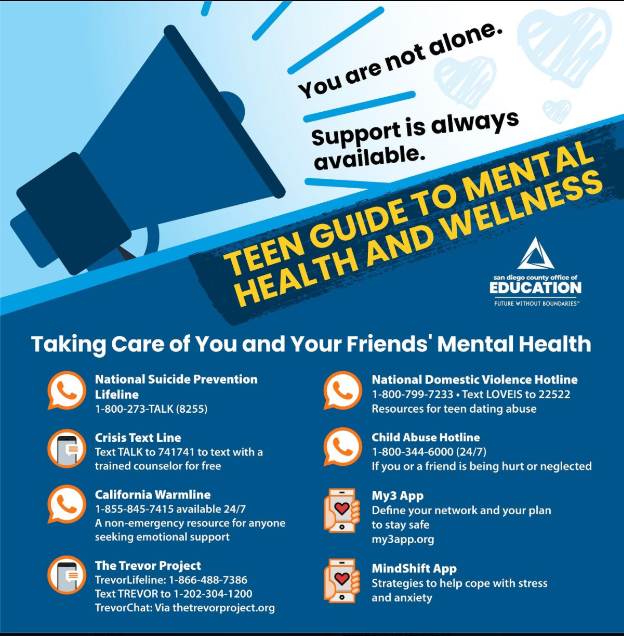 Teen Guide to Mental Health Resources