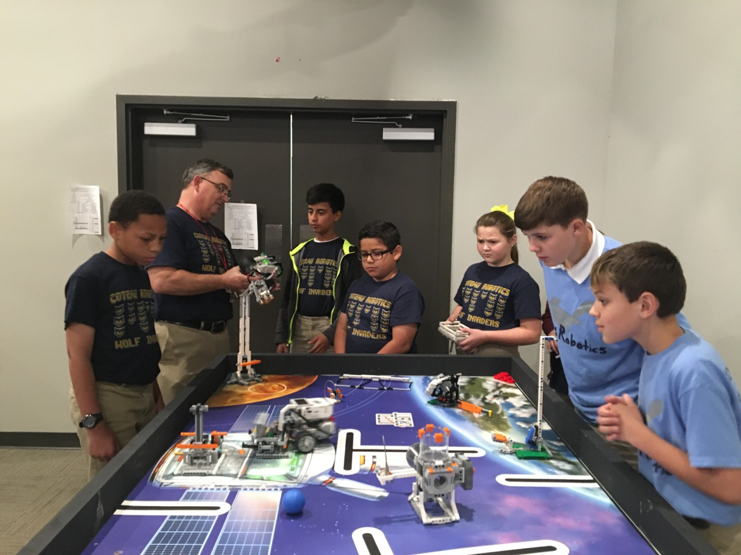 Robotics Club Pictures