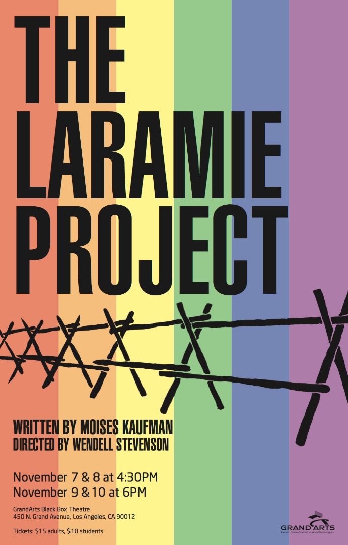 The Laramie Project photographs