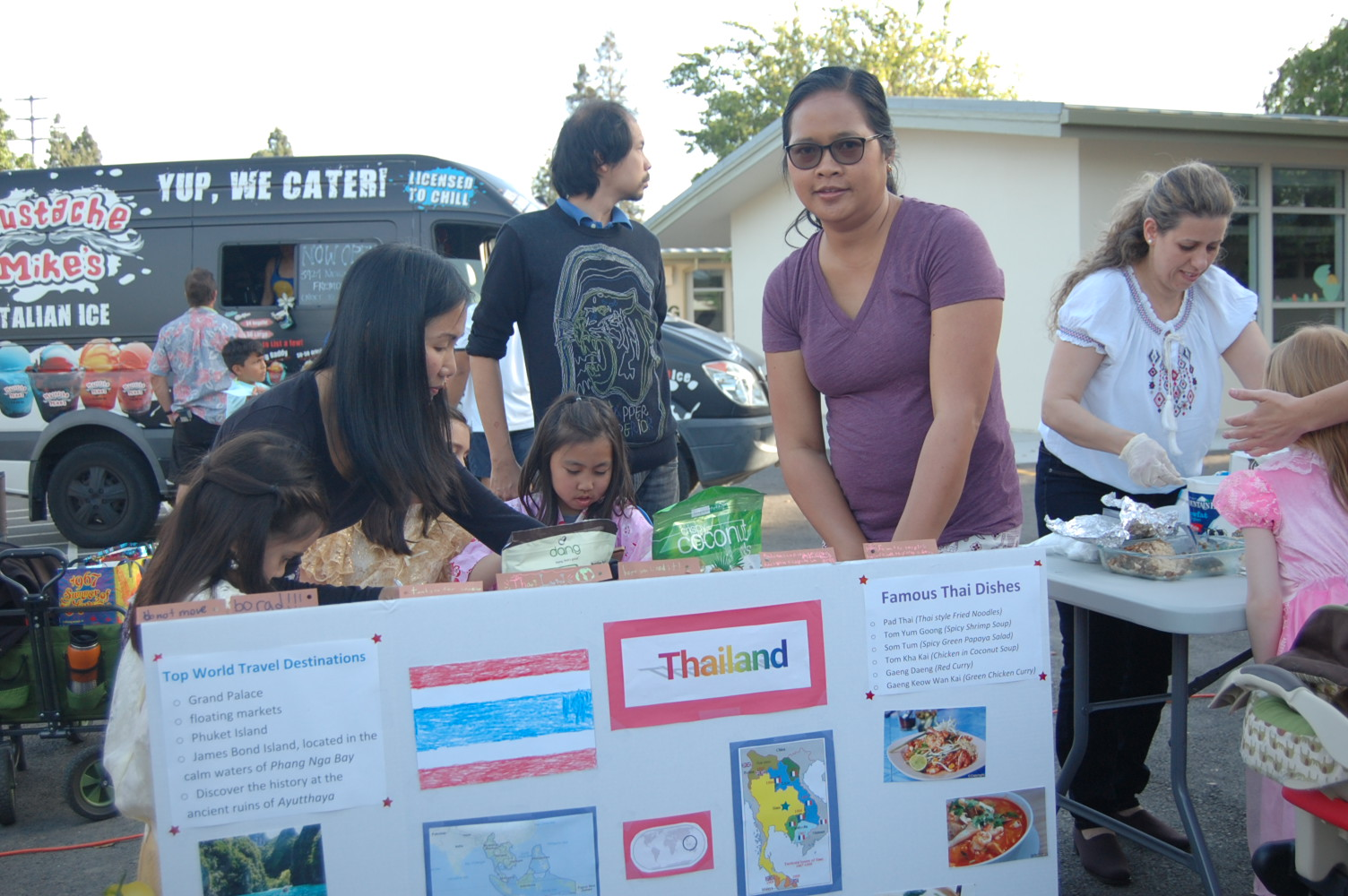 Multicultural Night 2017 Thailand