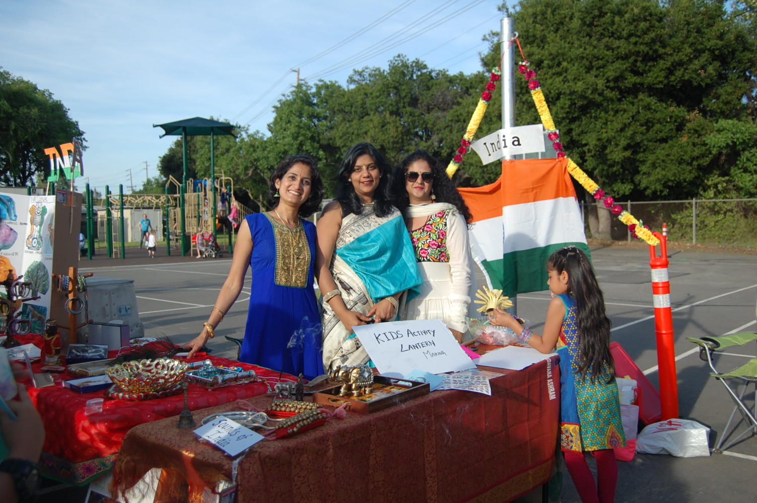 Multicultural Night 2017 India