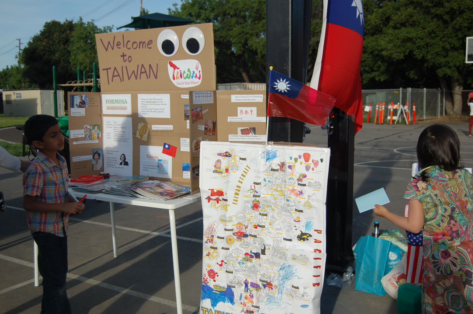 Multicultural Night 2017 Taiwan